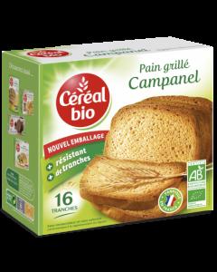 PaineTaraneasca Toast 275g Cereal Bio