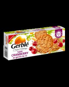 Biscuiti Antioxidanti Mersoare-Germeni Orez 132g Gerble Expert Dietetic