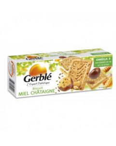 Biscuiti Dietetice Omega 3 Castane-In 200g Gerble