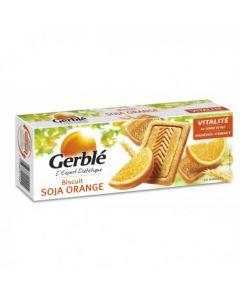 Biscuiti Dietetici Soia-Portocale 280g Gerble
