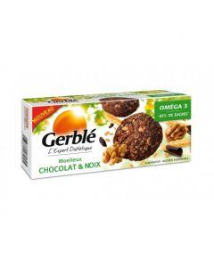 Prajitura Ciocolata si Nuci138g Gerble