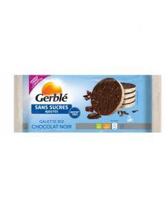 Glucoregul Galete Orez Ciocolata fara zahar 130g