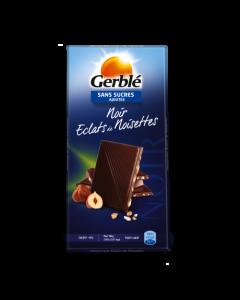 Glucoregul Cicolata Neagra cu Alune de padure 80g