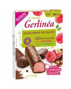 Batoane Ciocolata-Zmeura Gerlinea 372g