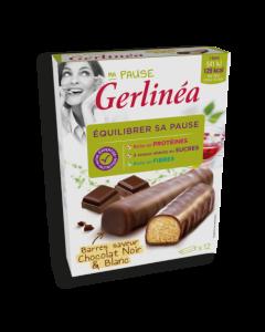 Gerlinea Batoane Duo-Ciocolata 372g