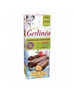 Mini Pack Batoane Duo-Ciocolata Gerlinea 62g