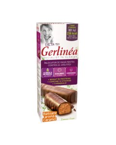 Mini Pack Batoane Caramel Gerlinea 62g