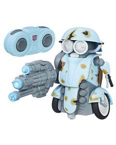 Robot cu telecomanda Transformers Autobot Sqweeks Hasbro