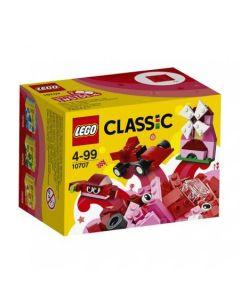 LEGO® Classic Cutie rosie de creativitate 10707