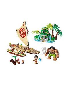 LEGO® Disney Princess™ Vaiana si calatoria ei pe ocean 41150