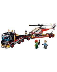 LEGO® City Great Vehicles Transport de incarcaturi grele 60183