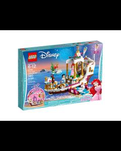 Lego Disney Princess Ambarcatiunea regala a lui Ariel 41153