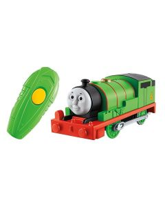 Locomotiva Percy cu telecomanda Fisher Price Thomas & Friends
