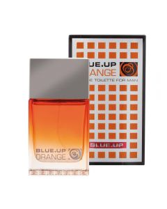 Apa de toaleta Blue Up Orange for man, edt 100ml
