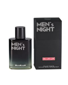 Apa de toaleta Blue Up Mens Night, edt 100ml