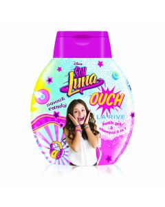 Gel de dus si sampon 2in1 Soy Luna Ouch 250ml