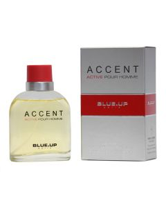 Parfum Blue Up Accent Active pour Homme edt 100ml
