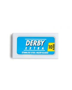 Rezerve lame de ras Derby Blue 10 bucati