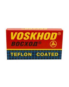 Rezerve lame de ras Voskhod Teflon 5 bucati