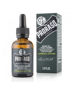 Ulei pentru barba Proraso Cypress and Vetiver 30 ml