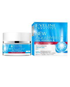 Crema-gel hidratanta de zi Eveline New Aqua Hybrid 50 ml