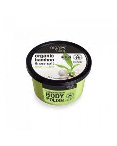 Polish de corp Organic Shop Tropical Bamboo 250 ml