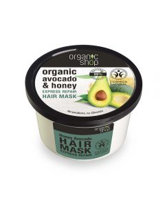 Masca de par Organic Shop Honey Avocado 250 ml