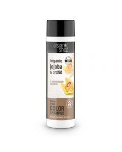 Sampon Organic Shop Golden Orchid 280 ml