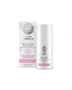 Serum Lifting Fata Natura Siberica Renew Swiss 30 ml