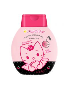 Gel de dus si sampon 2in1 Angel Cat Sugar 250 ml