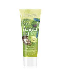 Crema de zi hidratanta BioARGAN + ULEI MASLINE 75 ml