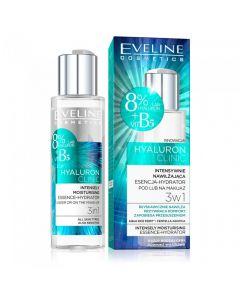 Ser hidratant Eveline Hyaluron Clinic 3in1 110 ml