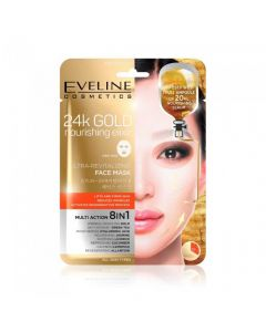 Masca de fata Eveline Korean 24K Gold Ultra