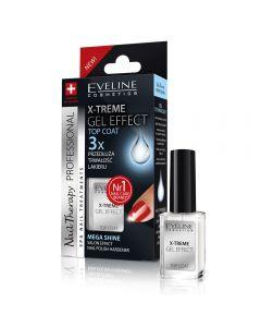 Tratament pentru intarirea unghiilor cu efect de gel Eveline