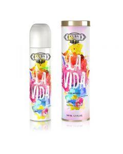 Parfum Cuba La Vida for women edp 100 ml
