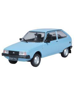 Macheta auto de colectie, Oltcit Club, Minimodel metal-plastic, bleu, Scara 1:43
