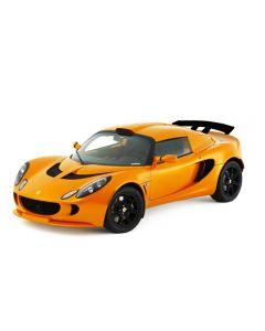 Macheta auto de colectie, Lotus Exige, Minimodel metal - plastic, galben, Scara 1:43