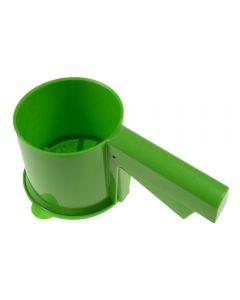 Sita rapida mecanica, cu capac, Zenker, verde