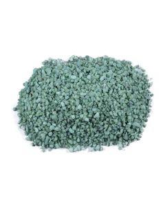 Pietris ornamental, pietris decorativ pentru gradini in miniatura, aranjamente sticla, decoratiuni plante, Quasar, 2-4 mm, 960 g, bleu inchis