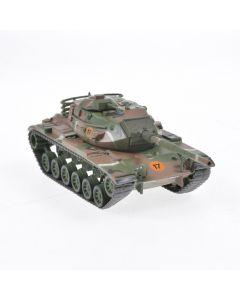 Macheta militara de colectie, masina de razboi minimodel Tanc M60A3, Eaglemoss, camuflaj, Scara 1:72