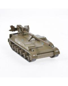 Macheta militara de colectie, masina de razboi minimodel Tanc 2C5 Hyacinth (Giatsint), Eaglemoss, kaki, Scara 1:72
