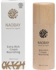 Crema de fata BIO regeneranta  nutritiva  Naobay  50 ml