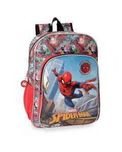 Ghiozdan 38 cm Spiderman Grafiti