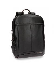 Rucsac cu compartiment laptop 36 cm Movom Texas negru