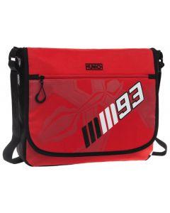 Geanta pentru laptop 38 cm rosu Munich MM93