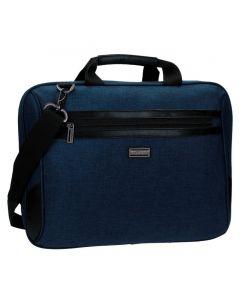 Geanta pentru laptop 41 cm Movom Padding albastru