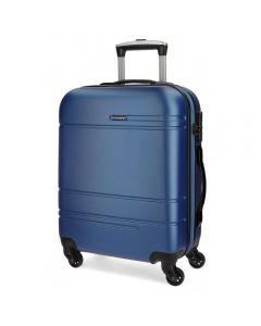Troler ABS 55 cm 4 roti Movom Galaxy albastru