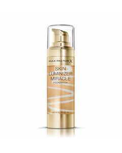 Fond De Ten MAX FACTOR Skin Luminizer Miracle Foundation - 33 Crystal Beige, 30ml
