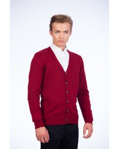 Cardigan BE YOU, bordo