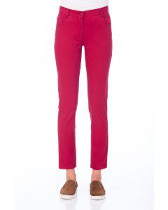 Pantaloni Be You, rosii